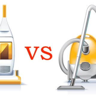 Canister vs Upright Vacuum: HEPA Filters and More